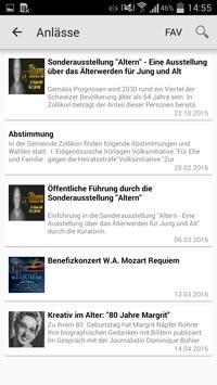 Gemeinde Zollikon apk screenshot