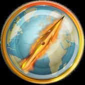 Smart GPS Compass icon