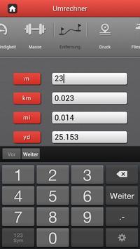 Unit converter Huba Control apk screenshot