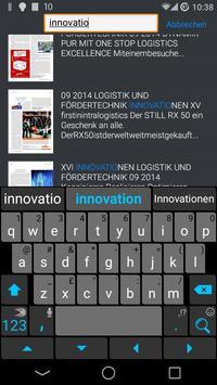 Logistik und Fördertechnik screenshot 4