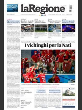laRegione giornale screenshot 14