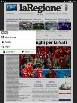 laRegione giornale screenshot 13