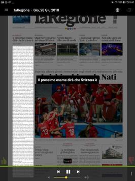 laRegione giornale screenshot 5