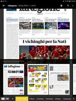 laRegione giornale screenshot 7