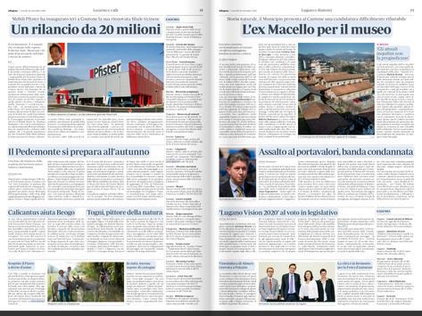 laRegione giornale screenshot 8