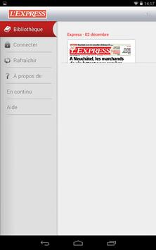 L'Express screenshot 13