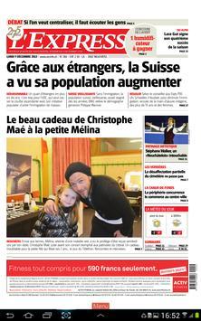 L'Express screenshot 4