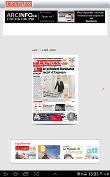 L'Express screenshot 5