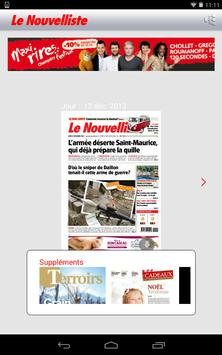 Le Nouvelliste Journal screenshot 11