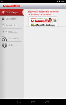 Le Nouvelliste Journal screenshot 13