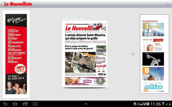 Le Nouvelliste Journal screenshot 7