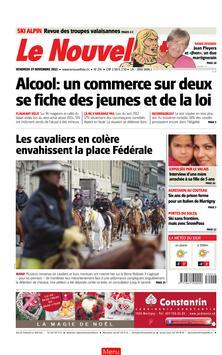 Le Nouvelliste Journal apk screenshot