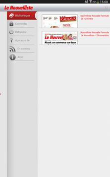 Le Nouvelliste Journal screenshot 8