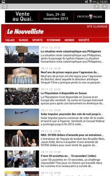 Le Nouvelliste Journal screenshot 9