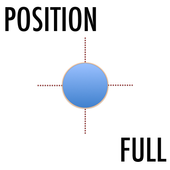 Position Full, My Position icon