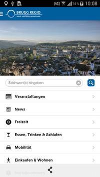 Brugg & Region apk screenshot