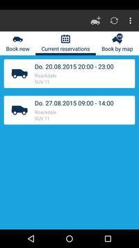 Popcar Car Share screenshot 2