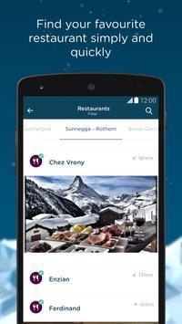 Skiguide Zermatt apk screenshot