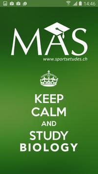 BIOLOGIE - Matu Suisse par MAS poster