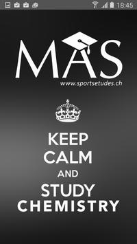 CHIMIE - Matu Suisse par MAS poster
