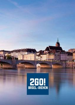 2GO! Basel-Riehen poster
