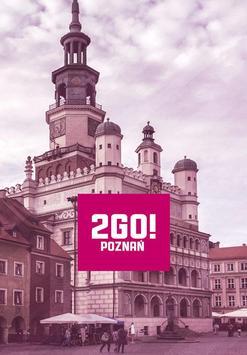 2GO! Poznań poster