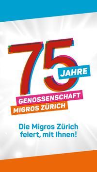 Migros Zürich poster