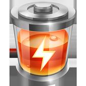電池高清顯示器 Battery 圖標