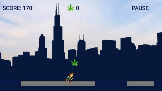 Weed collect apk screenshot