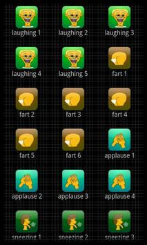 Human Noise Soundboard apk screenshot