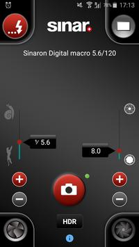 Sinar eShutter Control apk screenshot