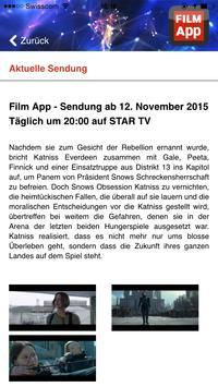Film App apk screenshot