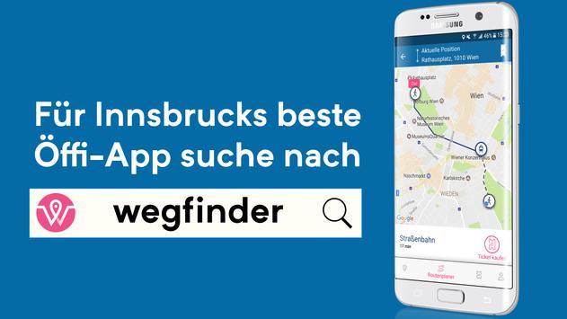 Nextstop Innsbruck - timetable screenshot 1