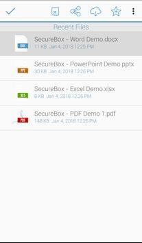 Penta SecureBox screenshot 4