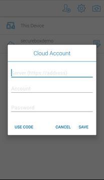 Penta SecureBox screenshot 1