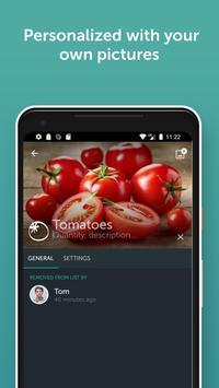 Bring! Grocery Shopping List apk screenshot