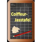 Coiffeur-Jasstafel icon