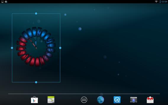 HD Designer Clock apk screenshot