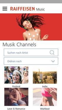 Raiffeisen Music poster