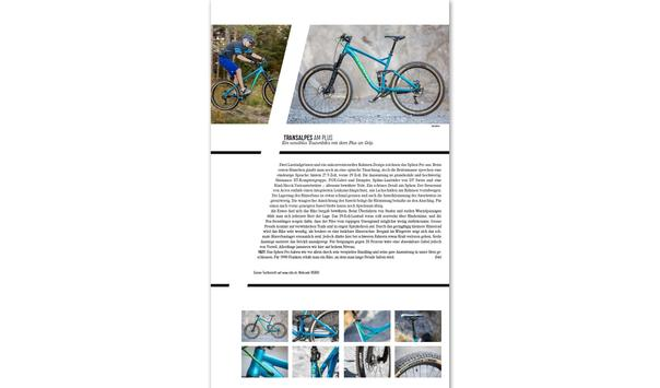 Ride – Bikestyle Magazin screenshot 2