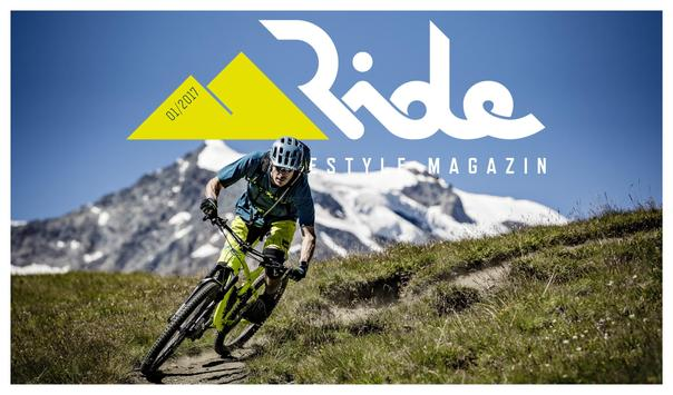 Ride – Bikestyle Magazin apk screenshot