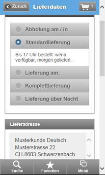 E-Shop Mobile apk screenshot