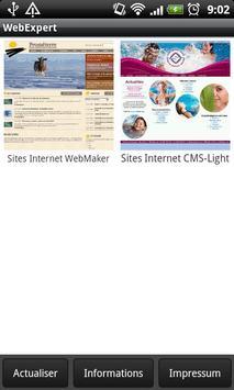 WebExpert poster