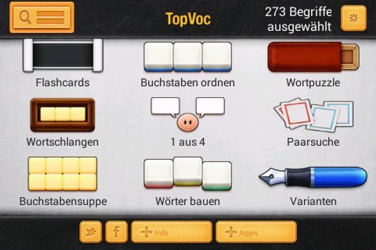 TopVoc Französisch B2 screenshot 14