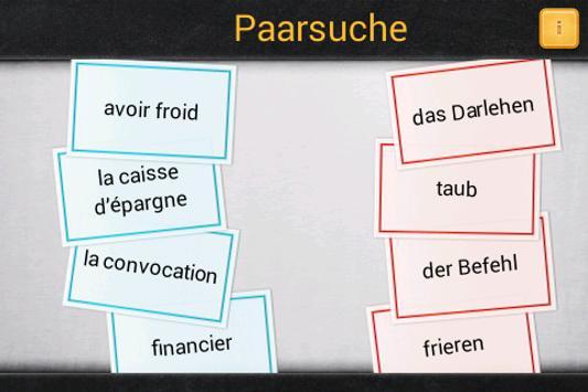 TopVoc Französisch B2 screenshot 17