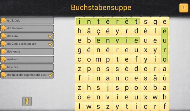 TopVoc Französisch B2 screenshot 10