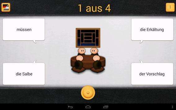 TopVoc Französisch B2 screenshot 1