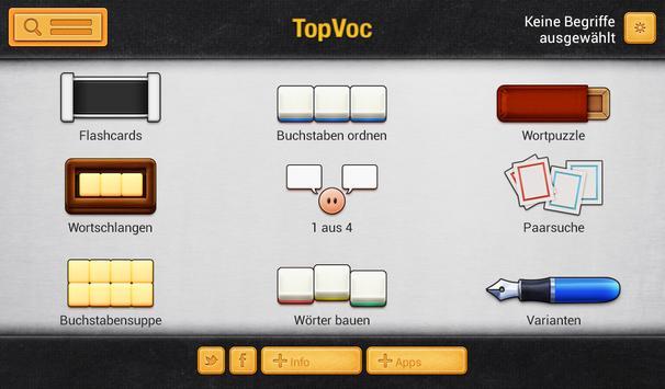 TopVoc Französisch B2 screenshot 7