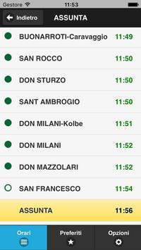 LINE Cernusco Bus Sapiens apk screenshot