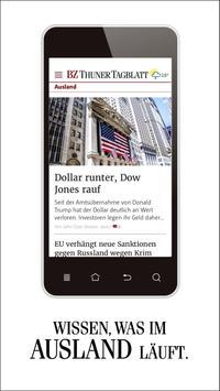 BZ Thuner Tagblatt apk screenshot